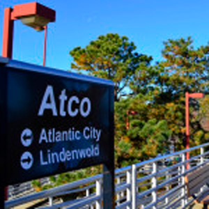 Shopping, Dining, Retail in Berlin, NJ | Taylor Woods Apartments - Atco-Train-Station-150x150